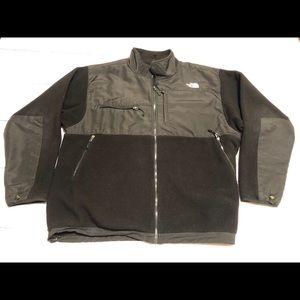 The North Face Mens Denali Jacket Black 3XL